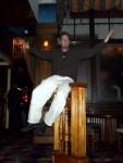 Jason at a Glasgow Pub