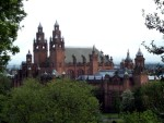 The View from Glasgow University