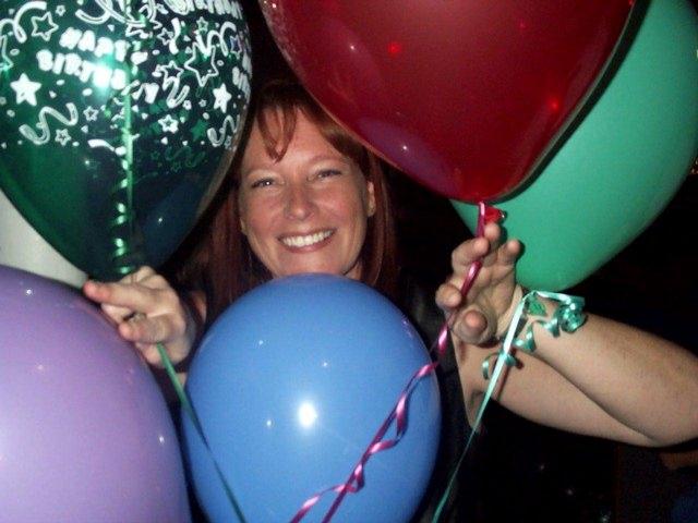 Balloon-Bound Kari