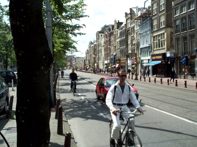 Lots of Bikes in Amsterland