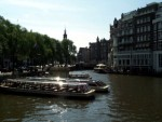 An Amsterland Canal