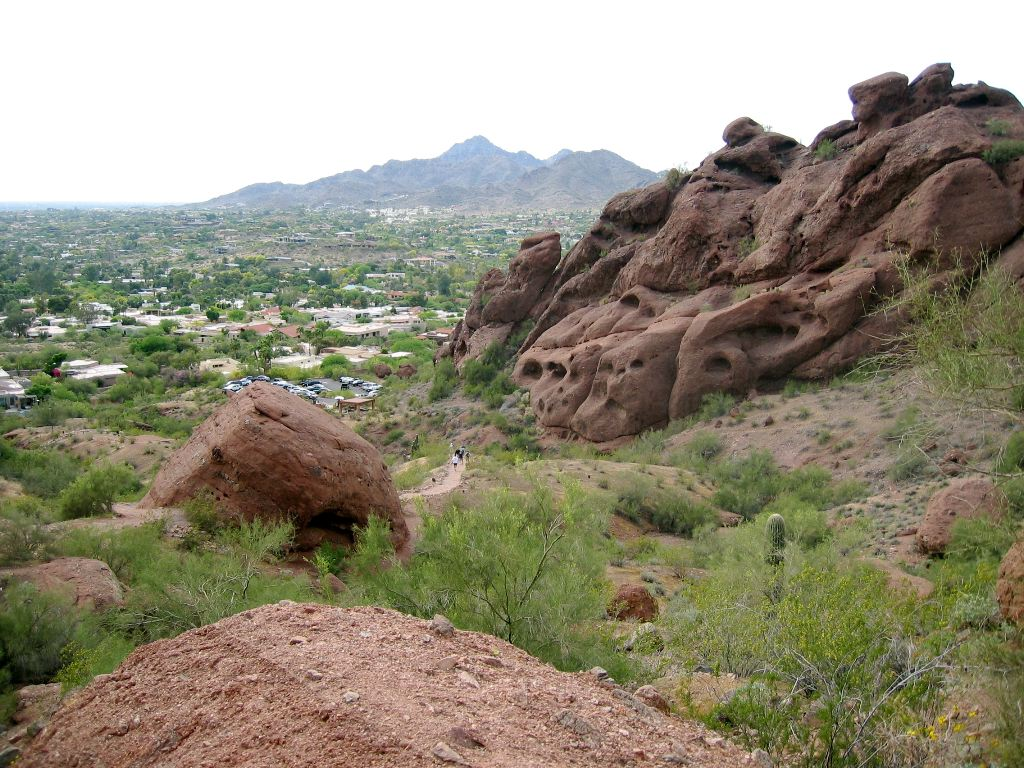 The city of Paradise Valley