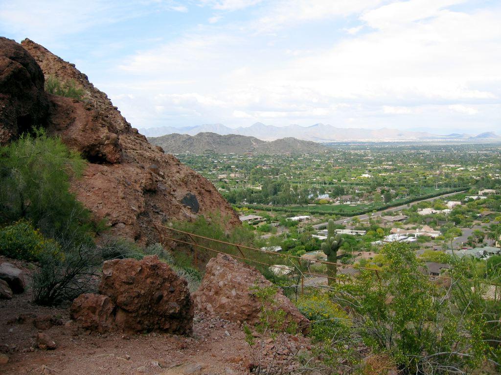 One of Phoenix's 97 billion golf courses
