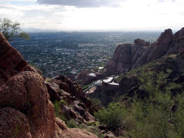 Downtown Phoenix again