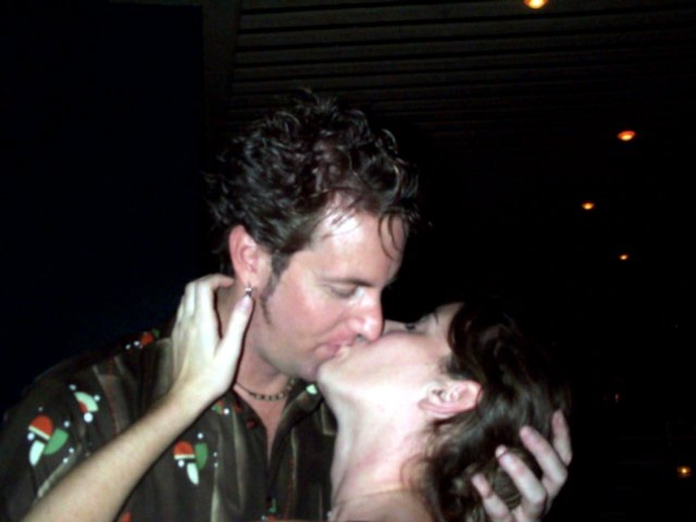 This Kissing Shot is Much, Much Better!