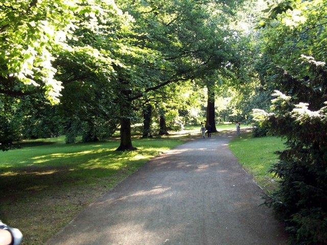 Some Really Pretty Berlin Park