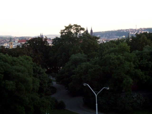 The View from Our Flat