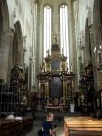 Inside the Groovie Prague Church