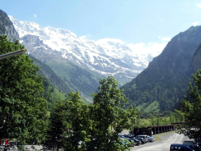 Speaking of Beautiful, the Alps Were Fairly Nice, Too...