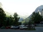 A Very Exciting Alps Parking Lot