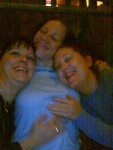Even the ladies love Corrie's mammorific mammaries!