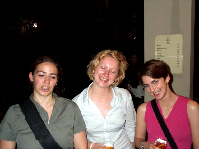 Drunken Austrian Students on Holiday