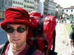 Hiking Across Florence After 2½ Hours of Sleep