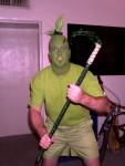 Scary Punkrawk Leprauchaun