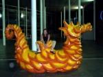 Penny Ridin' the Dragon