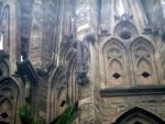 The Side of the UberKewl Gaudi Church