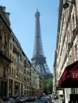 The Parisians Need a Really Big TV Antenna, I Guess...