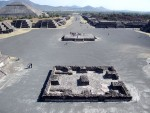 The square where the peeps watched their buddy's hearts get torn out during the human sacrifice days