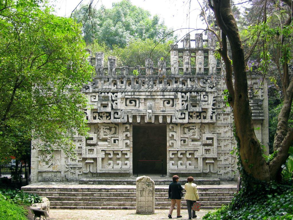 A Mayan convenience store