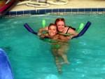Britt & Michelle Love Pool-Noodles