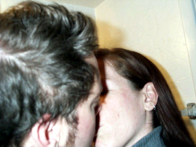 Extreme Kissing Closeup #47