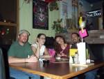Rachel's B-Day Din Din