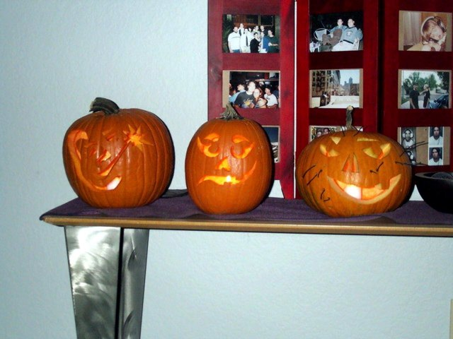 Fikul's Pump-Kin Joins the Endtable Partay