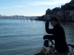 Corrie salutes the fishermen