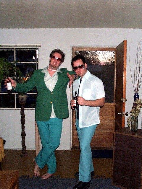 Ahh Yeah, Green-Ass Paddy Pimps